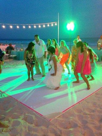 Paradisus Cancun: Reception