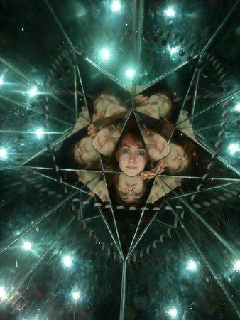 Gletschergarten: mirror...