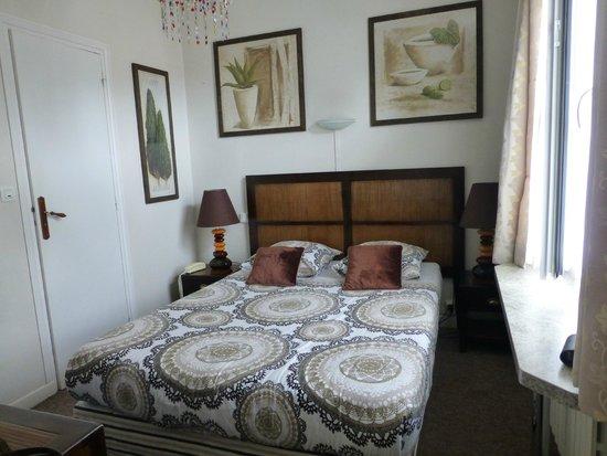 Hotel Ty Gwenn : chambre n° 17