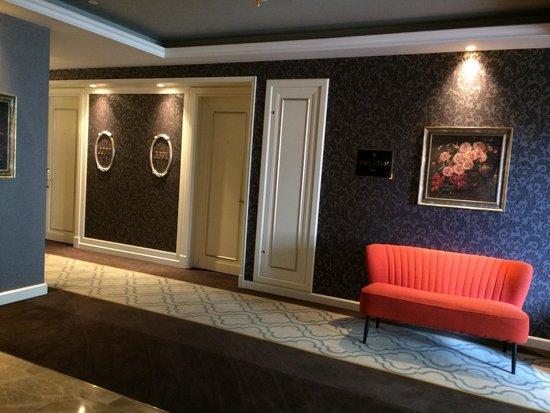 Rixos Pera Istanbul: Hotel interior