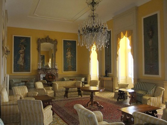 Imperial Hotel Tramontano: Salon