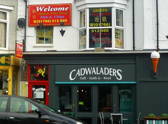 Welcome Chinese Takeaway & Delivery: Little Bamboo House, Porthmadog (above Cadwalader's)