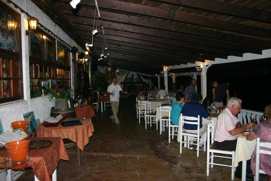 Te Honu Iti restaurant