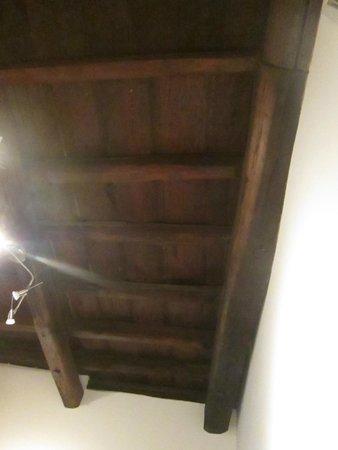 Maison Giulia : ceiling in bedroom