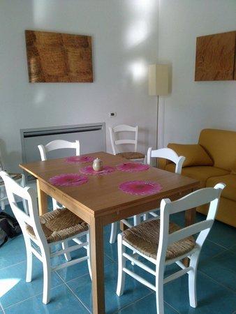 Borgo Giallonardo: Cucina