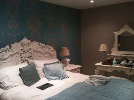 The Seawood Hotel: our lovely room