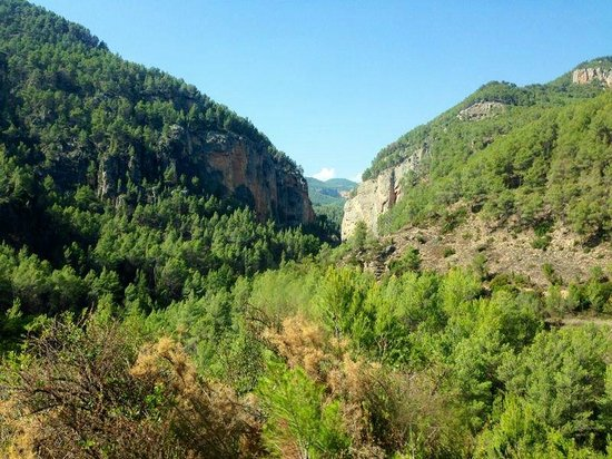 Do! Valencia Hot Spring Day Tours: Lovely scenery
