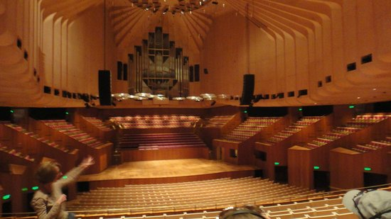 Sydney Opera House: salon II