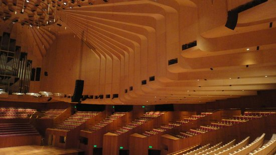 Sydney Opera House: Salon