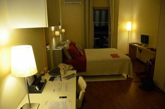 Rooms Rent Vesuvio Bed & Breakfast: Très grande chambre