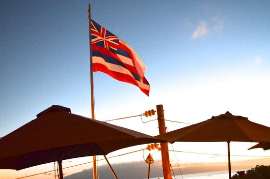 Hawaiian Flag Picture Of Fleetwood S On Front Street