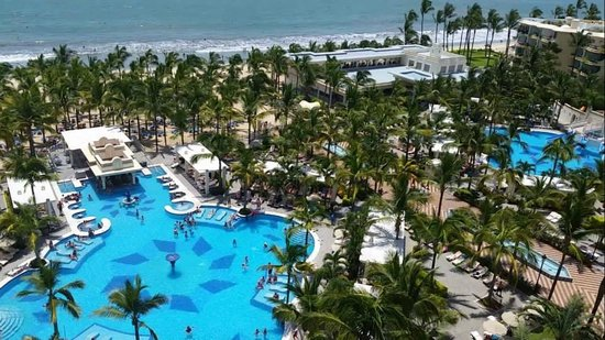 Hotel Riu Vallarta : View from Rm 8066