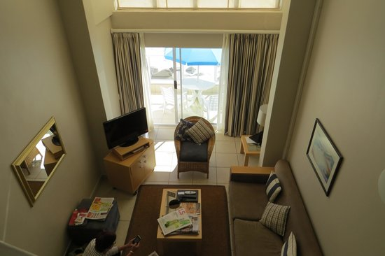 Bantry Bay International Vacation Resort: View from upstairs bedroom