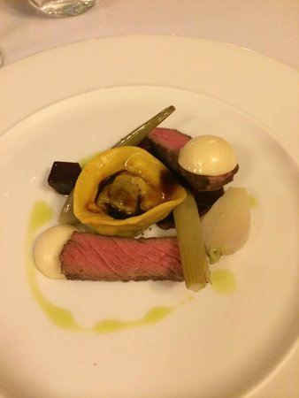 Grove of Narberth: From the chef's signature menu