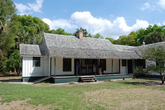 Marjorie Kinnan Rawlings Historic State Park: house
