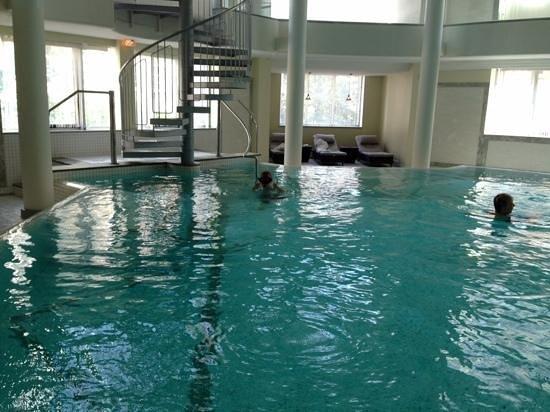 Hotel Europäischer Hof: poolen