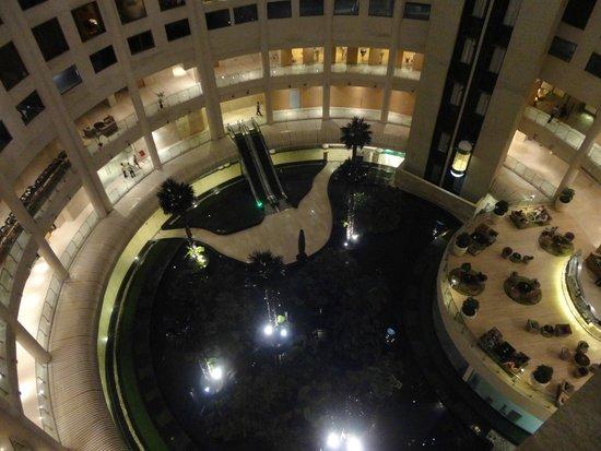 Radisson Blu Hotel New Delhi Dwarka: Plaza central del hotel