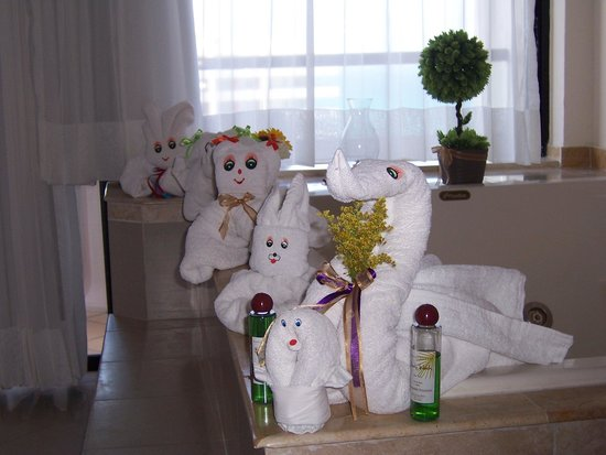 Crown Paradise Club Cancun : Everyday another surprise
