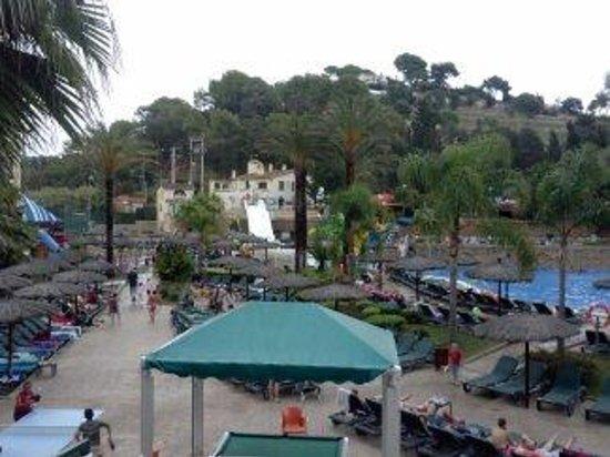 Rosamar Garden Resort : panoram