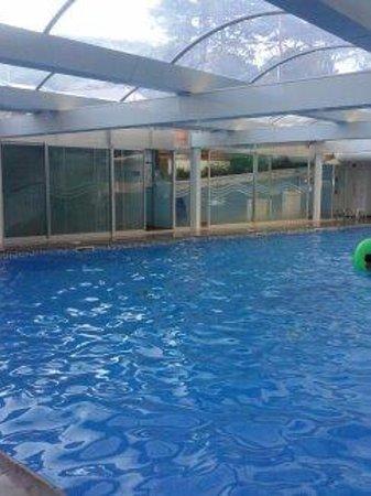 Rosamar Garden Resort: piscina interna