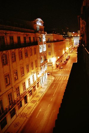 Vincci Baixa: View from room 412
