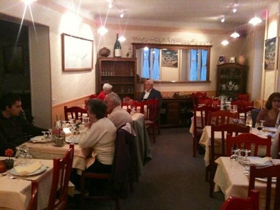 Le centre comblanchien rn 74 restaurant avis num ro - Restaurant la salle a manger marcq en baroeul ...