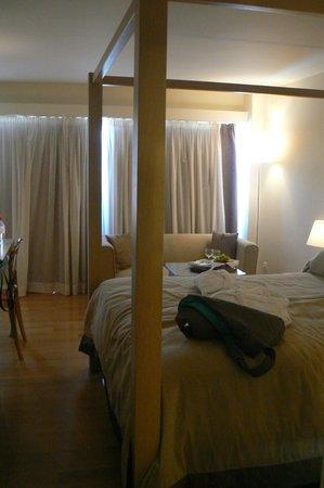 The Island Hotel: room