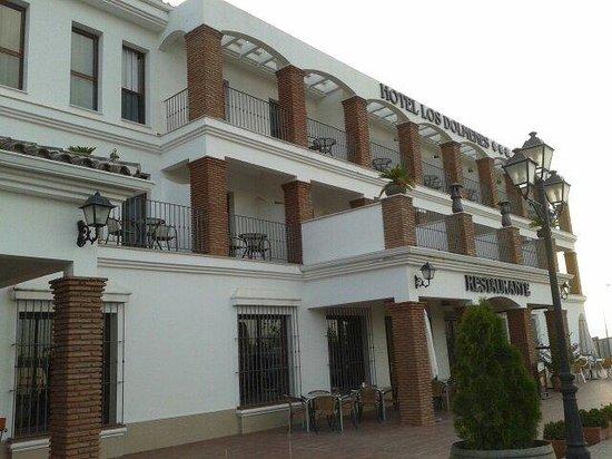 Hotel Los Dolmenes : Hotel