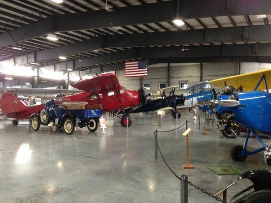 Western Antique Aeroplane & Automobile Museum: Hanger #1