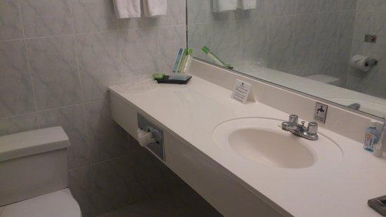 Continental Hotel & Casino: Baño