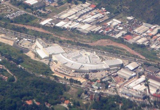 Foto Aerea Sambil San Cristobal