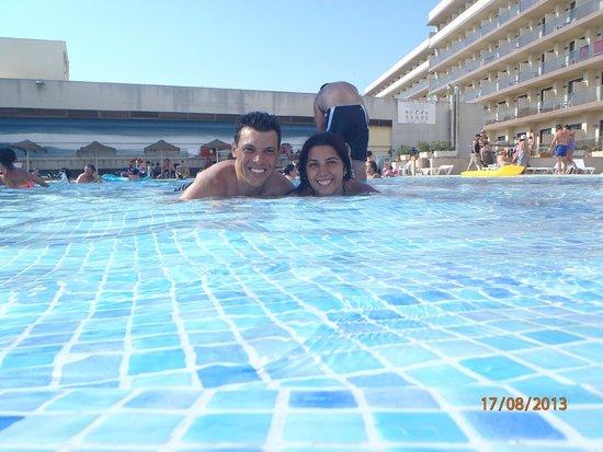 VIK Gran Hotel Costa del Sol : Piscina