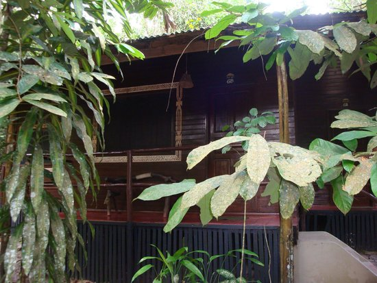 Amazon Ecopark Jungle Lodge: The lodge rooms