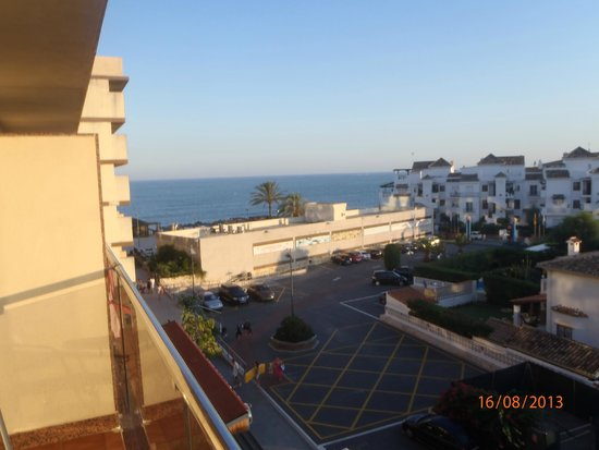 VIK Gran Hotel Costa del Sol : Vista do quarto