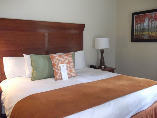 St. James Hotel, an Ascend Hotel Collection Member: Chambre lit double