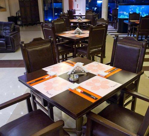 Hollywood Hills Hotel : Restaurant