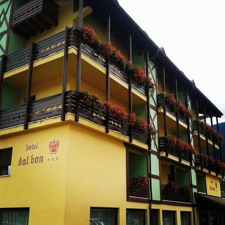 Hotel Dal Bon : Facciata dell'hotel