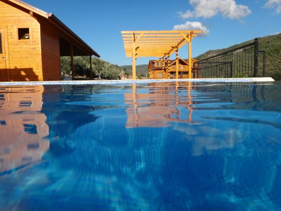 Natureland Efes Pension: piscina