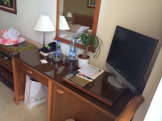 Hotel Mediteran : Номер делюкс