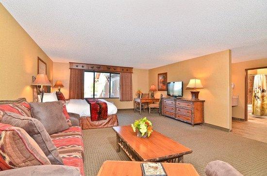 Best Western Plus Kelly Inn & Suites: Big Sky Beauty Loft