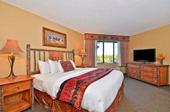 Best Western Plus Kelly Inn & Suites: Mustang Canyon Suite