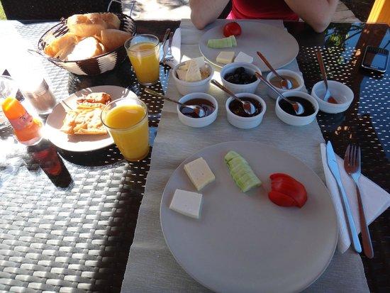 Natureland Efes Pension: colazione