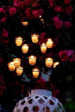 Salotto 123 Taormina.Dettaglio Illuminazione Del Ristorante Picture Of Salotto