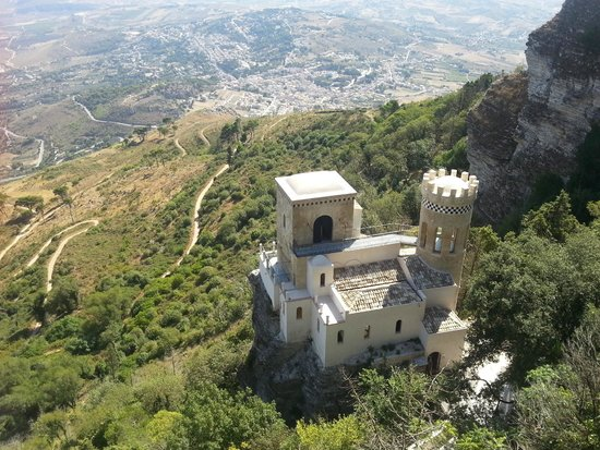 Funierice - Erice Cableway