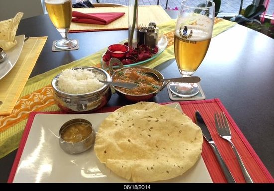 Shanthi : Great food -- reasonably priced!