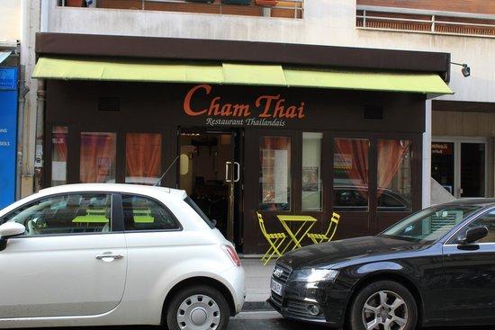 Cham Thaï