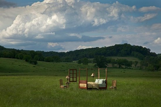 The Inn at Irish Hollow: A Room with a View!