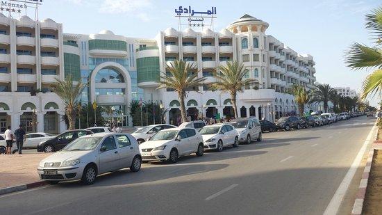 El Mouradi El Menzah: esterno dell hotel