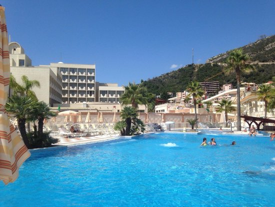 Mediteran Hotel & Resort: Бассейн в аквапарке