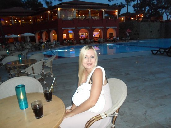 TUI Sensimar Marmaris Imperial Hotel : Night time chillout